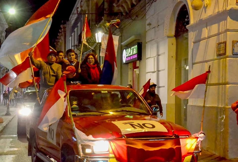 Comité Cívico de Tarija anuncia movilizaciones nacionales y vigilias
