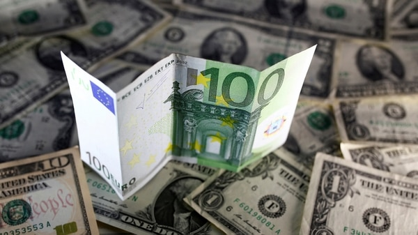 El 20,26% de las reservas están actualmente en euros (Reuters)