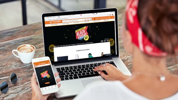 Comprar en línea y recoger en la tienda es una opción que le evita filas, pero mucho más cómodo cuando la entrega es en su propia casa.