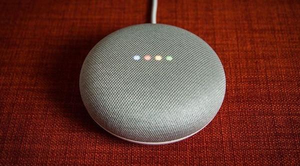 Amazon no vende productos de Google Assistant porque compiten directamente con sus parlantes Echo con alimentación de Alexa.