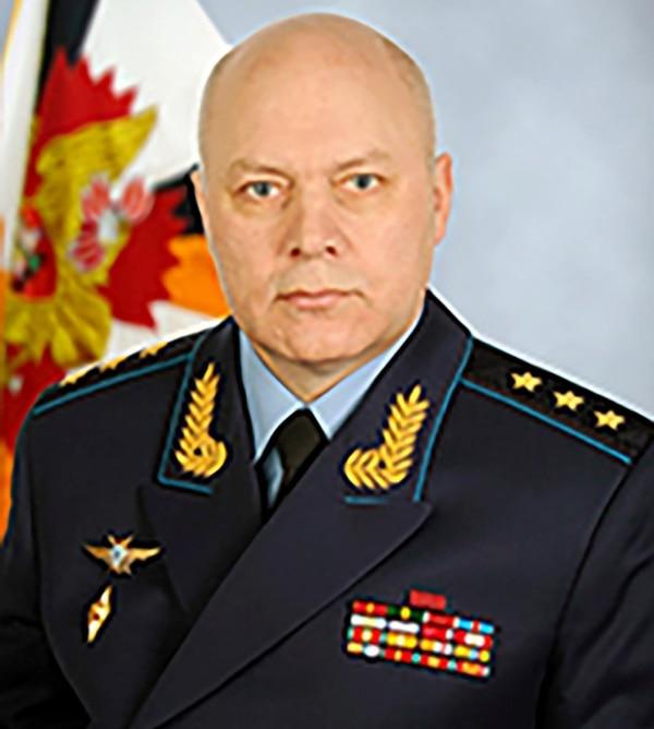 Retrato oficial de Korobov (Reuters)