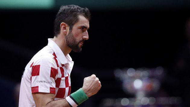 Croacia conquistó su segunda Copa Davis tras vencer a Francia