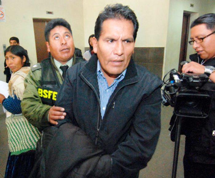 DIONICIO NÚÑEZ, EXVICEMINISTRO DE COCA.
