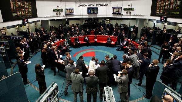 Bolsa de Londres (Reuters)