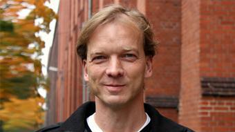 Oliver Pieper, redactor de DW.