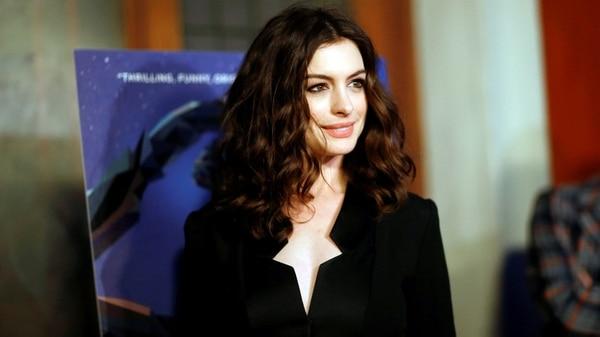 Anne Hathaway (Reuters)
