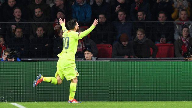 El ítem en el que Messi superó a Cristiano
