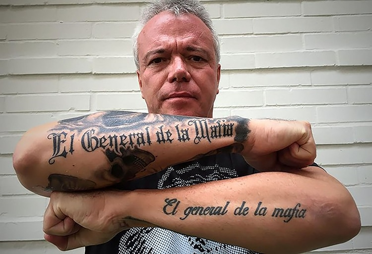Alias Popeye, uno de los principales sicarios del extinto narco Pablo Escobar.
