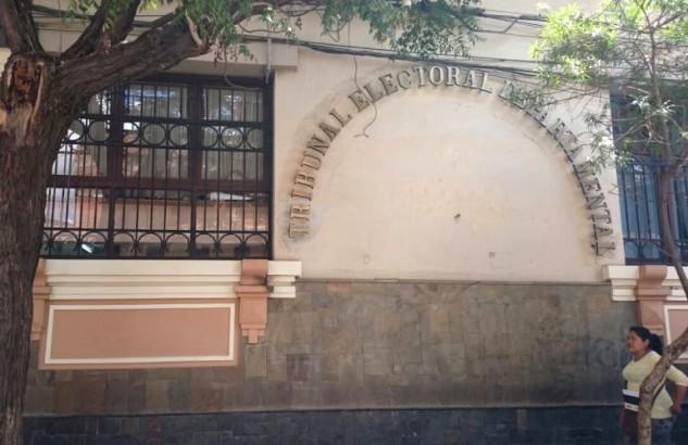 El TED de Tarija registra más de 2.800 anulaciones por militancias políticas