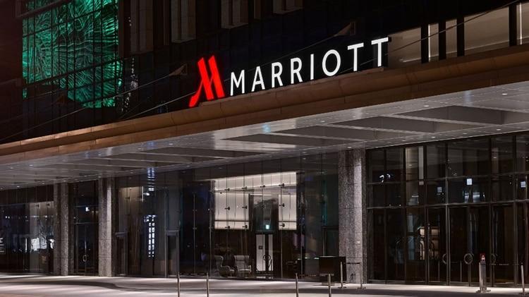 Hoteles Marriott (Archivo)