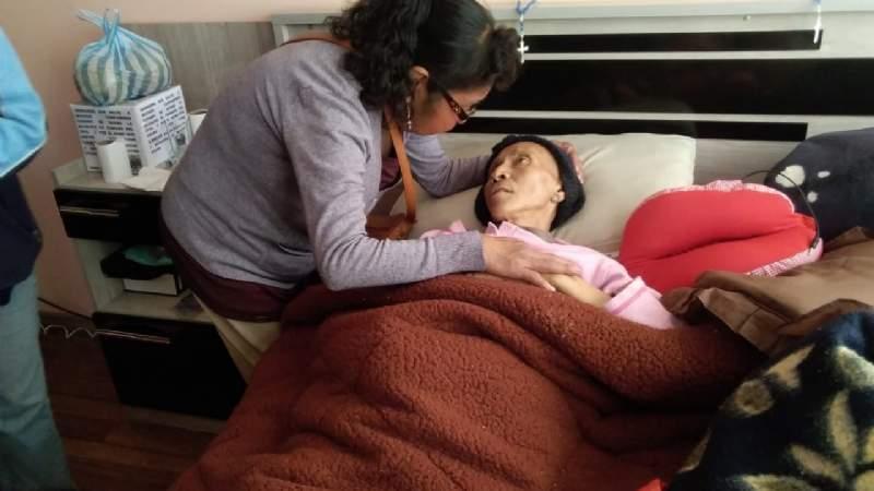 Muere de cáncer la guardia que salvó vidas en el incendio de la Alcaldía de El Alto