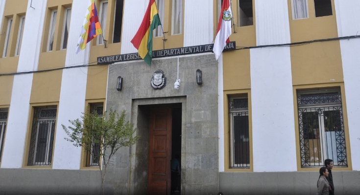 Tarija será sede del primer encuentro nacional de asambleístas departamentales