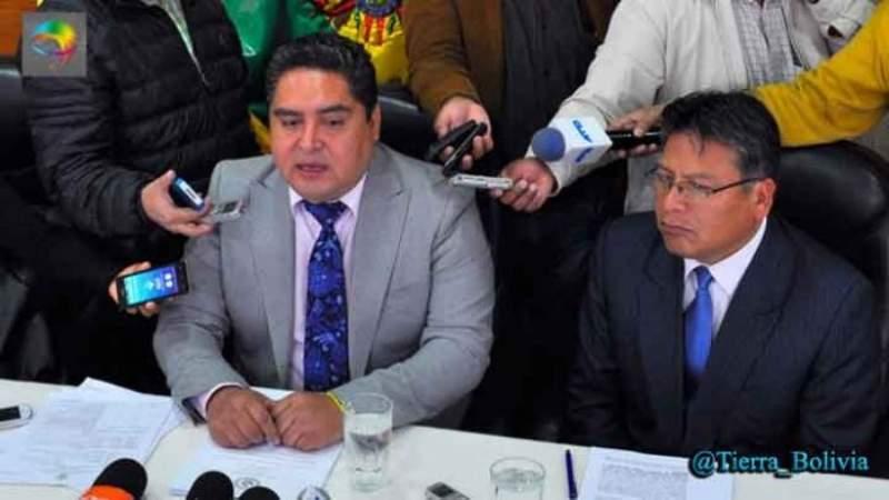 Millares: 2 exmagistrados que avalaron la reelección de Evo están cerca de ser vocales constitucionales