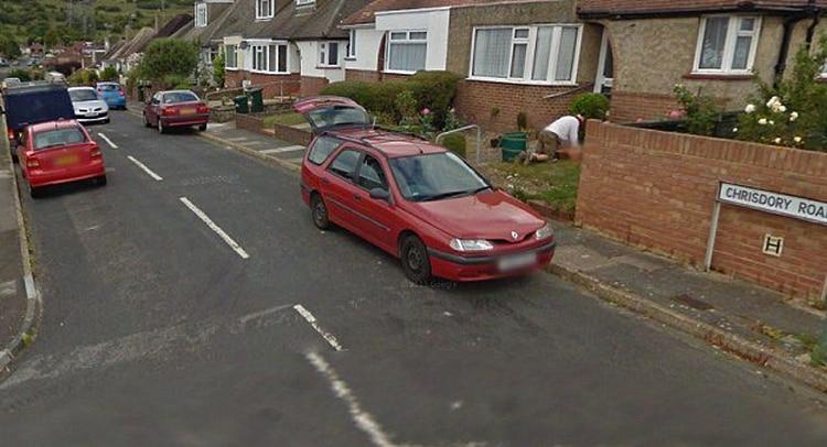 La casa donde vivía Shana Grice (Foto: Google Maps)