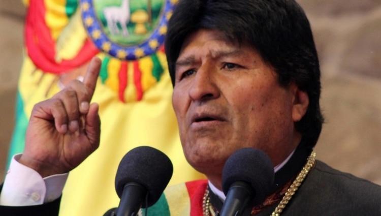Resultado de imagen para Evo Morales y Assange