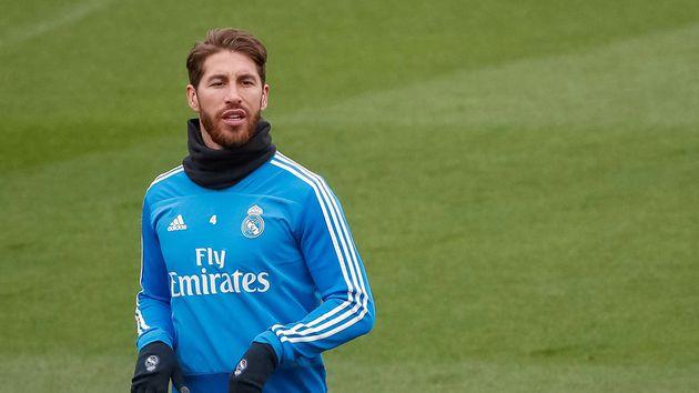 El Real Madrid pierde a Sergio Ramos por lesión
