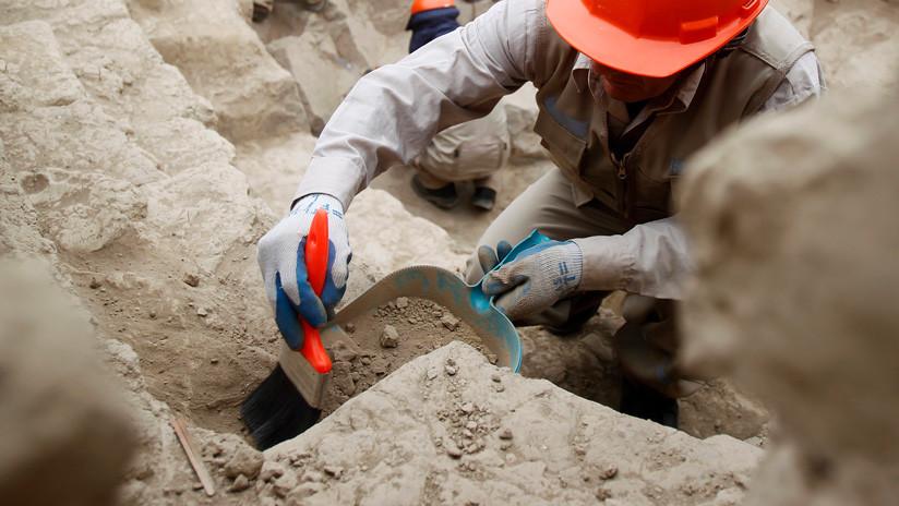 Arqueólogos rusos descubren un entierro con momia único en Egipto (FOTO)