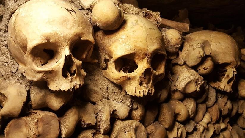 Hallan 26 esqueletos de posibles víctimas de sacrificios humanos en un