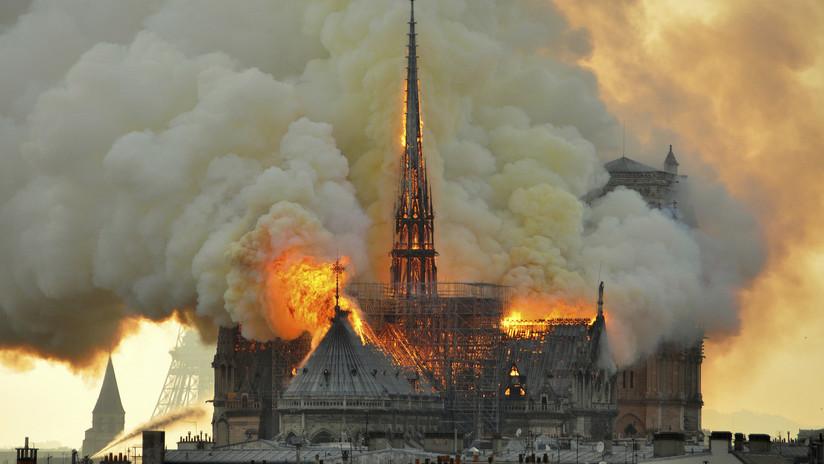 En el foco de la investigación: ¿Quién es Julien Le Bras y qué tiene que ver con el fuego de Notre Dame?