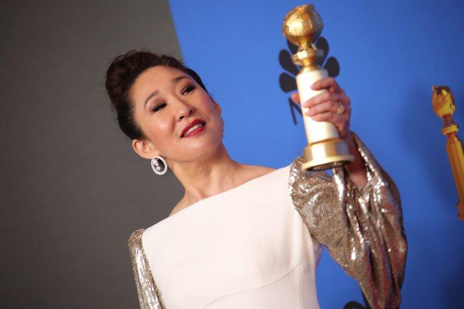 Sandra Oh, la actriz que ha interpretado durante diez años a la doctora Cristina Yang en la serie Anatomía de Grey. Una intérprete alabada por sus matices y también por el camino que ha abierto para normalizar la diversidad en el mundo del cine.