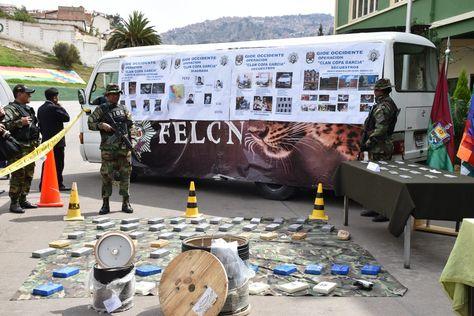 Policía desbarata clan familiar dedicada al traslado de droga producida en Perú.
