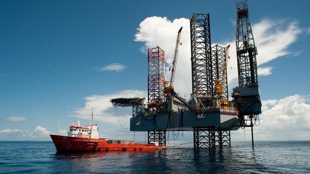 Imagen de archivo del yacimiento de gas Perla de Repsol en Venezuela