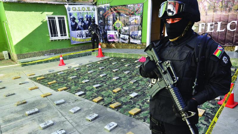 Desde sargentos hasta generales: en 10 años, el narcotráfico enlodó a 14 policías