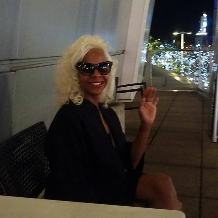 """Lark Voorhies dio vida a """"Lisa Turtle"""" (Instagram; reallarkvoorhies)"""