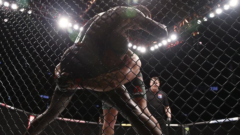 Un exluchador brasileño de la UFC muere tras discutir con un conductor de Uber