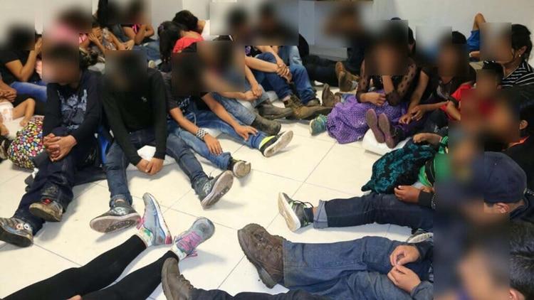 La iniciación de los menores empieza en la red de tráfico de migrantes (Foto: Archivo)