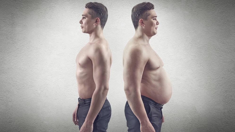 Foto: Estar gordo o delgado podría depender del gen que regula el apetito y la saciedad y no del metabolismo (iStock)