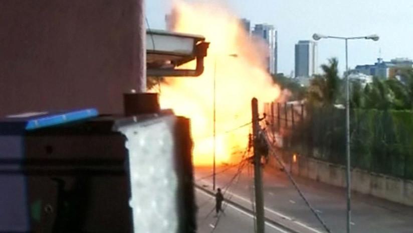 Dos de los terroristas que se inmolaron en hoteles de Sri Lanka eran hermanos