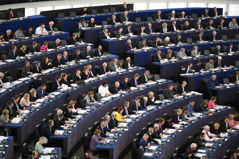 El Parlamento Europeo, una institución débil. (EFE)