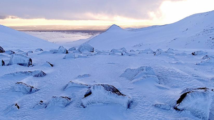 Los científicos calculan el daño económico que provocará la descongelación del permafrost
