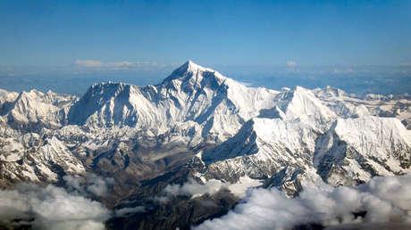 El Monte Everest.