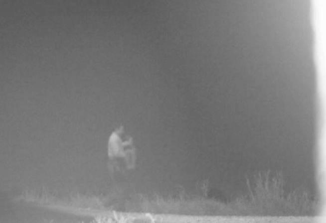 El menor fue hallado en un campo de maíz de Texas