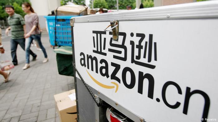 China Symbolbild Amazon (Reuetrs)