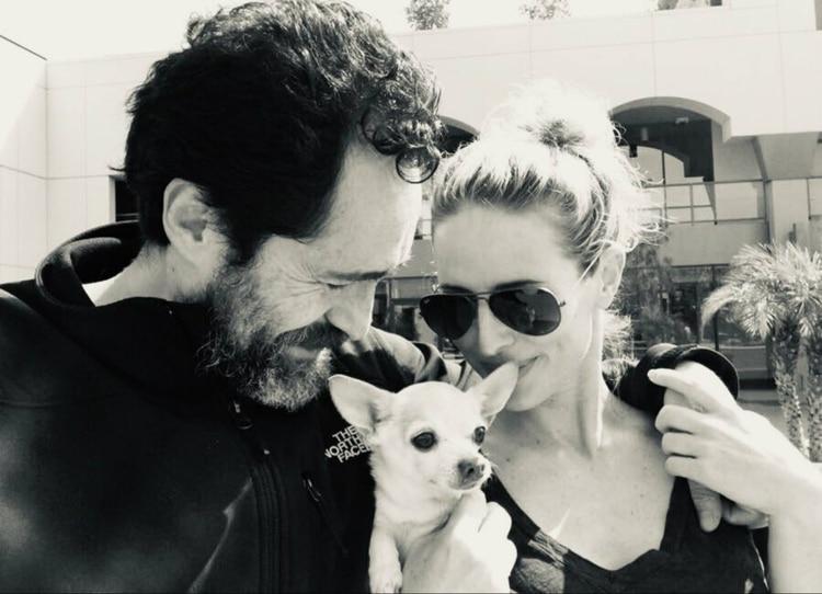 Demian y Stefanie llevaban juntos casi una década (Instagram demianbichir)