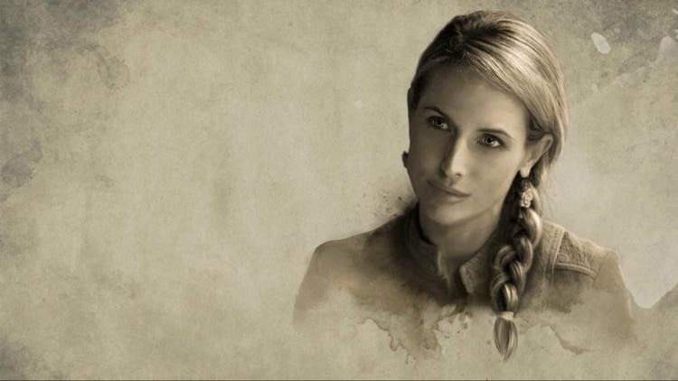 """Stefanie tuvo un papel en la ópera prima de Bichir, """"Un cuento de circo & love song"""""""