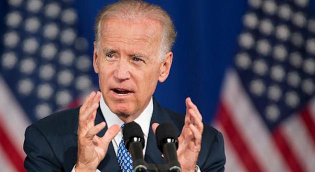 Exvicepresidente demócrata Joe Biden anuncia su candidatura a la Casa Blanca