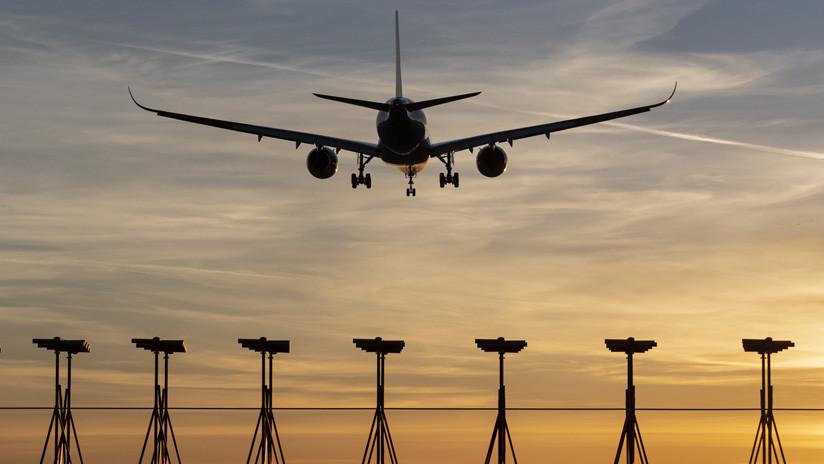 VIDEO: Motor de un Boeing 767 explota justo después de despegar