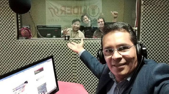 Periodista Gonzalo Rivera denuncia acoso del gobierno y exige garantías