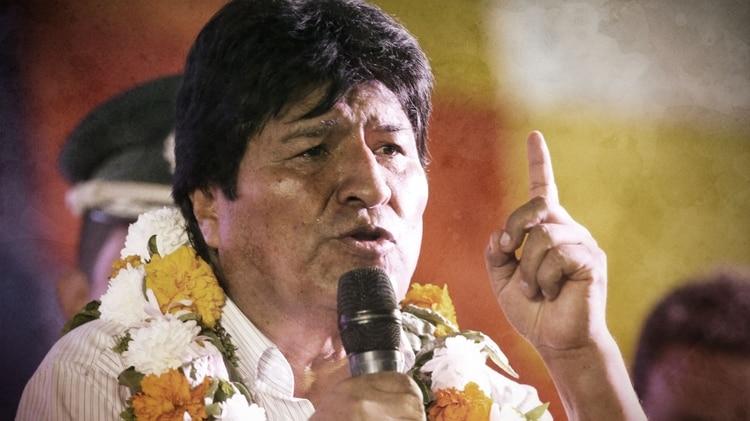 Evo Morales se presentará a una nueva reelección pese al malestar interno que vive Bolivia. Silencio de los gobiernos de la región ante el atropello institucional