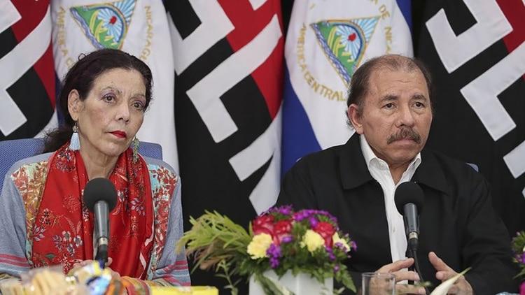 Rosario Murillo fue desplanzando a la antigua guardia del FSLN Crédito: Jairo Cajina
