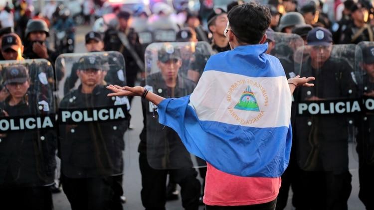 El régimen de Daniel Ortega lleva meses reprimiendo violentamente a su población