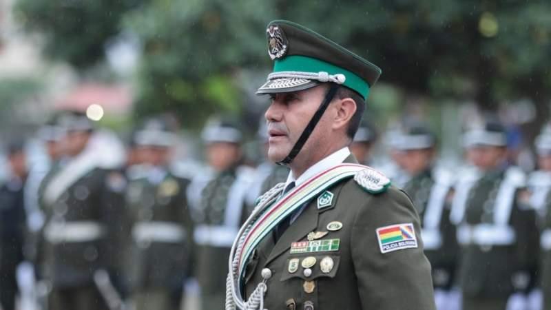 Comandante Echegaray tiene patrimonio de Bs 7,5 millones
