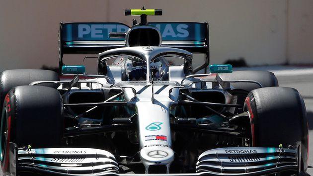 Valtteri Bottas se quedó con la pole del Gran Premio de Azerbaiyán