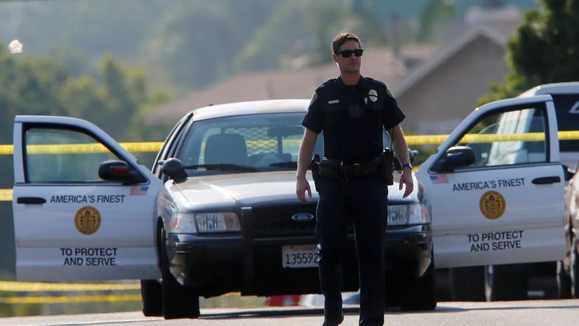 Un tiroteo en una sinagoga en California deja varios heridos