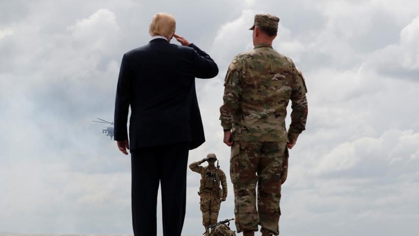 El gasto militar global alcanza su cota máxima desde el final de la Guerra Fría en medio de la tensión entre EE.UU. y China (INFOGRAFÍA)