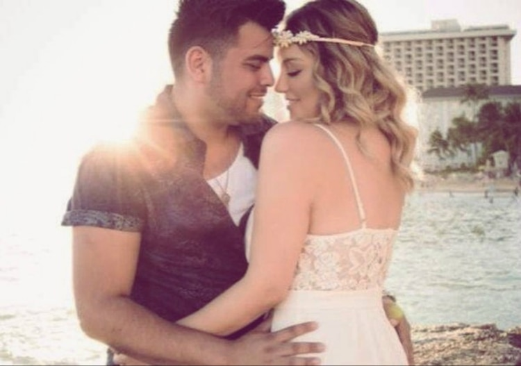 Su esposo fue un gran apoyo en su recuperación (Instagram: rosierivera)